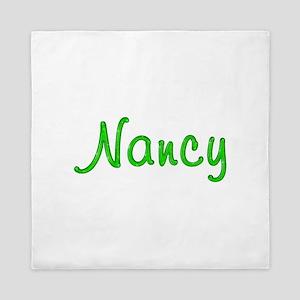 Nancy Glitter Gel Queen Duvet