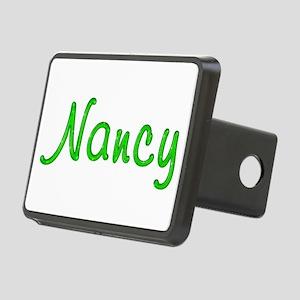 Nancy Glitter Gel Rectangular Hitch Cover