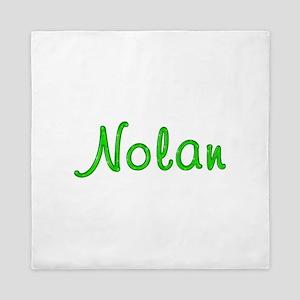Nolan Glitter Gel Queen Duvet