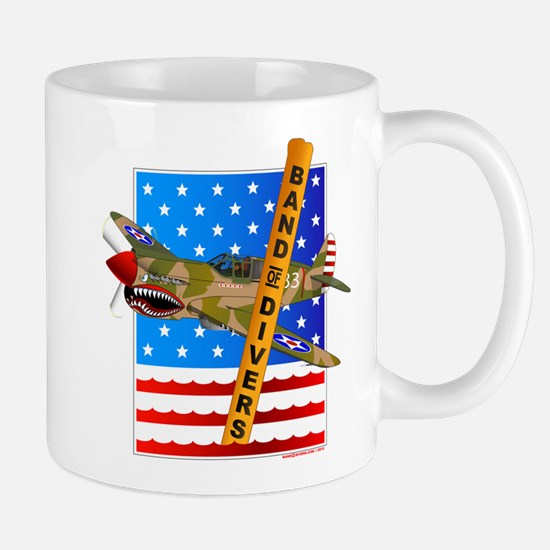 Military Scuba Fighters Mug