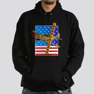 Military Scuba Fighters Hoodie (dark)