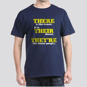 There Their They're - Dark T-Shirt