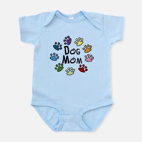 Dog Mom Infant Bodysuit