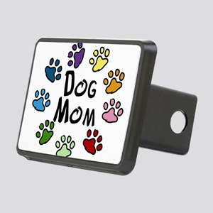 Dog Mom Rectangular Hitch Cover