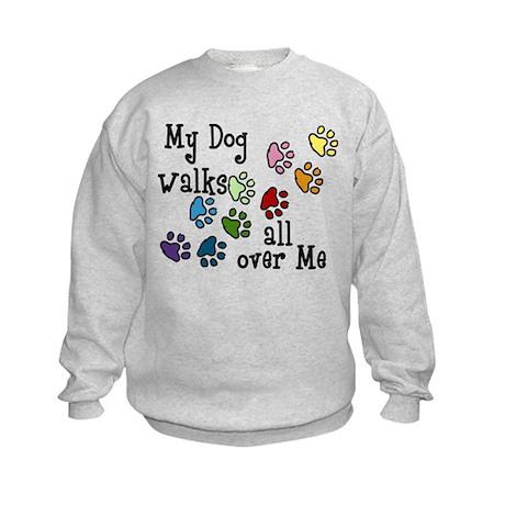 My Dog Kids Sweatshirt
