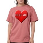 hugme Womens Comfort Colors Shirt