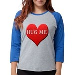 hugme Womens Baseball Tee