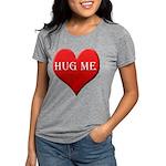 hugme.png Womens Tri-blend T-Shirt