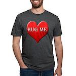 hugme.png Mens Tri-blend T-Shirt
