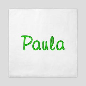 Paula Glitter Gel Queen Duvet