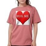 hugme-heart Womens Comfort Colors Shirt