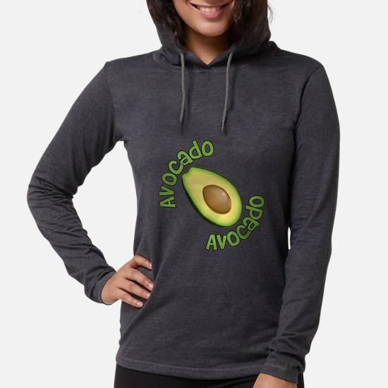 Avacodo Avacado.png Womens Hooded Shirt