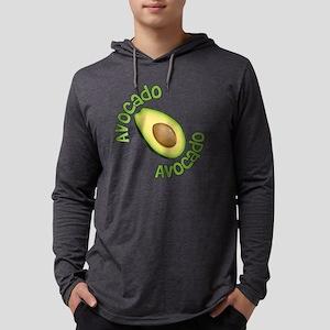 Avacodo Avacado Mens Hooded Shirt