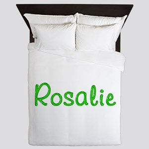 Rosalie Glitter Gel Queen Duvet