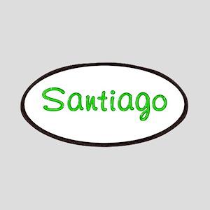 Santiago Glitter Gel Patch