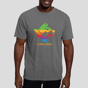 Alpha Dog Games Color Ba Mens Comfort Colors Shirt