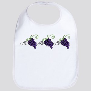 Napa Valley Grapes Bib