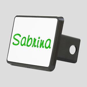 Sabrina Glitter Gel Rectangular Hitch Cover