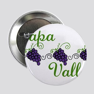"Napa Valley 2.25"" Button"