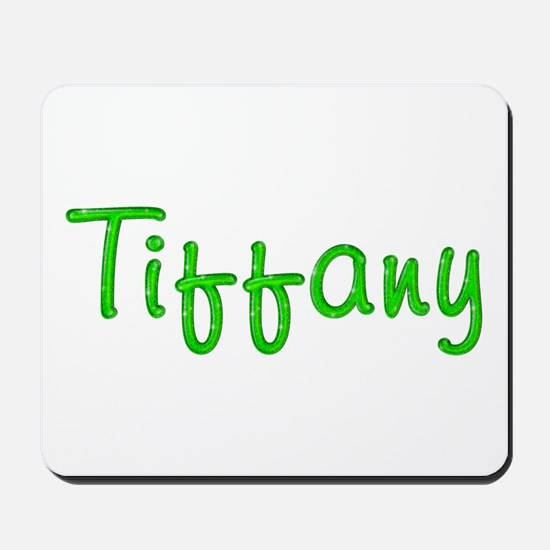 Tiffany Glitter Gel Mousepad