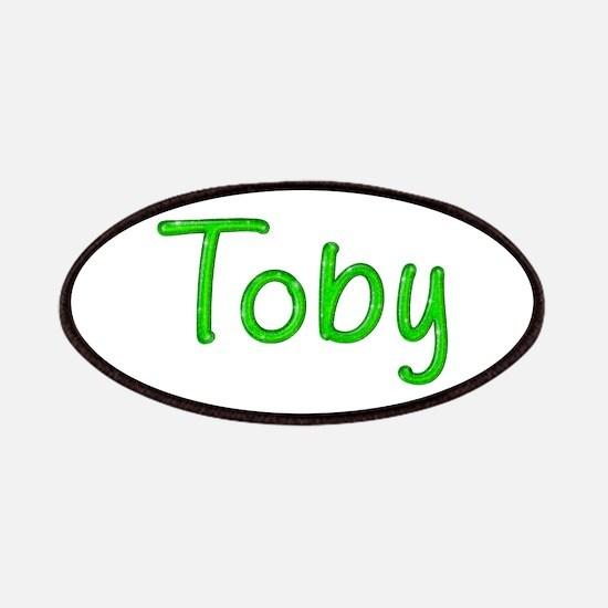 Toby Glitter Gel Patch