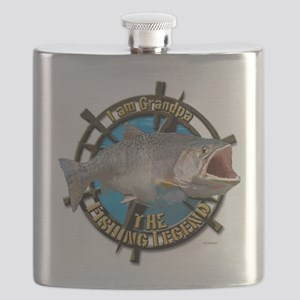Grandpa legend Flask