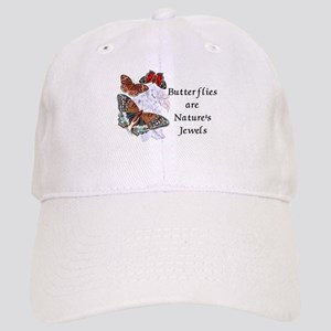 Butterflies Collection 3 Cap