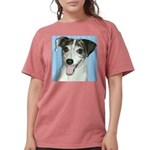 kdog.png Womens Comfort Colors Shirt