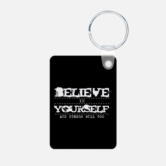 Believe in Yourself V2 Keychains