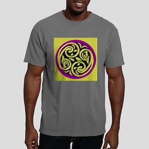 2dragons-violet Mens Comfort Colors Shirt