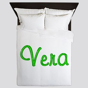 Vera Glitter Gel Queen Duvet