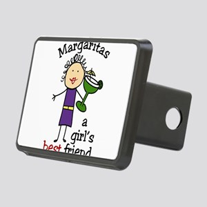 Margaritas Rectangular Hitch Cover