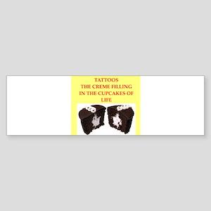 tattoo Sticker (Bumper)