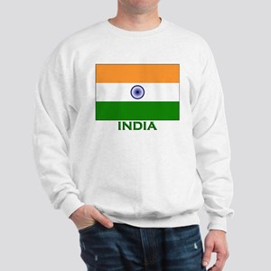 India Flag Gear Sweatshirt