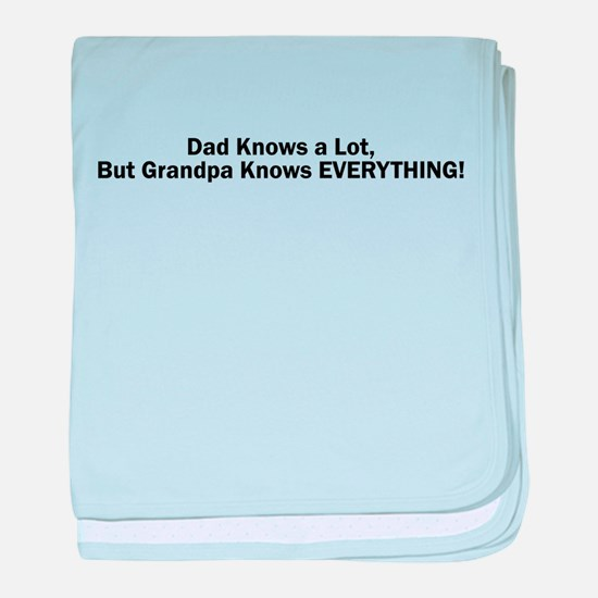 Dad Knows a Lot, But Grandpa Knows EVERYTHING! bab
