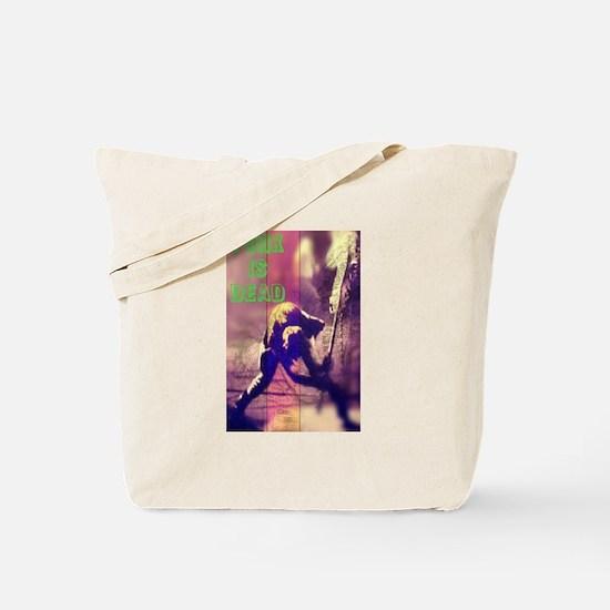 Punk is Dead Tote Bag