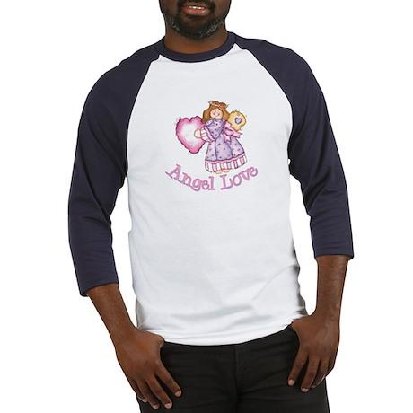 Angel Love Baseball Jersey