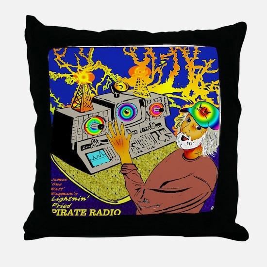 Lightnin' Fried PIRATE RADIO Crescent City, CA Thr