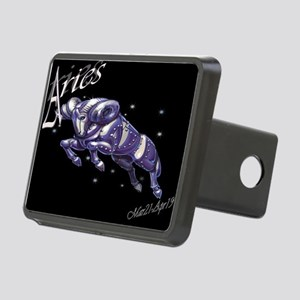 aries Rectangular Hitch Cover