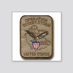 Operation Desert Storm... Rectangle Sticker