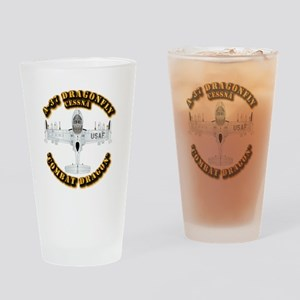 A-37 Dragonfly Drinking Glass