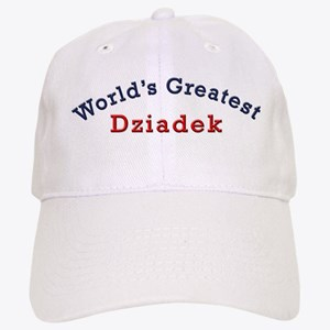 Worlds Greatest Dziadek Cap