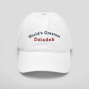 Worlds Greatest Dziadek Cap