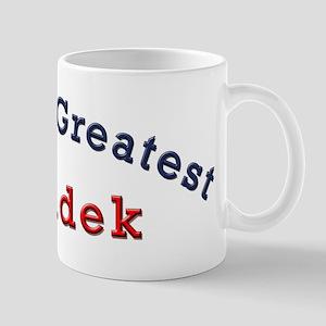 Worlds Greatest Dziadek Mug