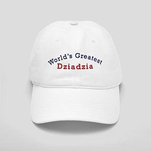 Worlds Greatest Dziadzia Cap