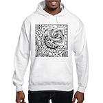 Cosmic Thing Hooded Sweatshirt