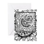 Cosmic Thing Greeting Cards (Pk of 10)