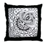 Cosmic Thing Throw Pillow