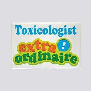 Toxicologist Extraordinaire Rectangle Magnet