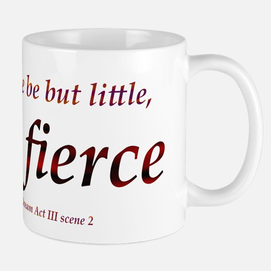 Fierce Shakespeare Mugs
